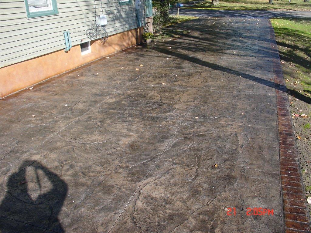 Driveways Masonry Worker Inc Custom Concrete General