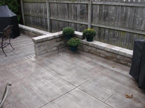 Landscape Block Masonry Worker Inc Concrete Stone