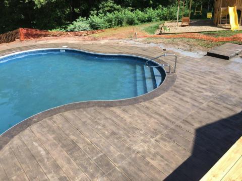Pool Masonry Worker Inc Concrete Stone Masonry Contractor Stone Mason Located